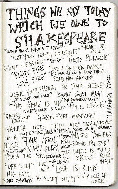 31 Cups: *Homeschool~ Shakespeare Study for Kids  (C2, Wk 6)