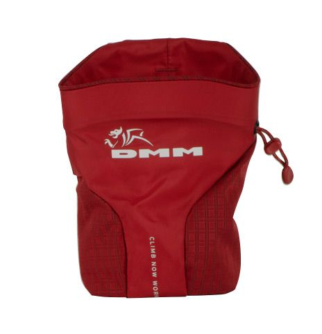 Trad Chalk Bag — Products — DMM Climbing Equipment. Innovative climbing gear, made in Wales. Tried in-store, superb style with opening that seems to stay open properly