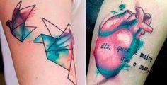 TATTOOS ASOMBROSOS Tenemos los mejores tattoos y #tatuajes en nuestra página web www.tatuajes.tattoo entra a ver estas ideas de #tattoo y todas las fotos que tenemos en la web.  Tatuajes de Corazones #tatuajesCorazones