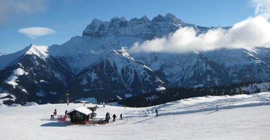 Morgins, Ski Resort, VD | 30 minutes from Whitepod!