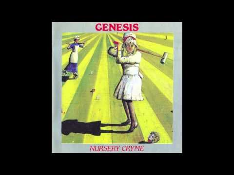 Nursery Cryme   - Genesis [Original Mix] (1971)