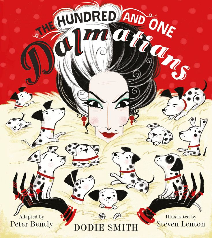 A brilliant picture book version of 101 Dalmatians from Peter Bently and Steven Lenton –a Storytime Issue 40 Book of the Month! Wonderful! Win it here: http://www.storytimemagazine.com/win