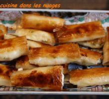 Recette - Croustillants au Saumon - Proposée par 750 grammes