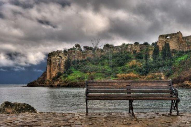 venetian castle of Koroni in southern Greece