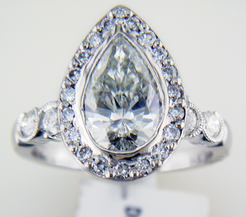 hipster engagement rings - photo #35