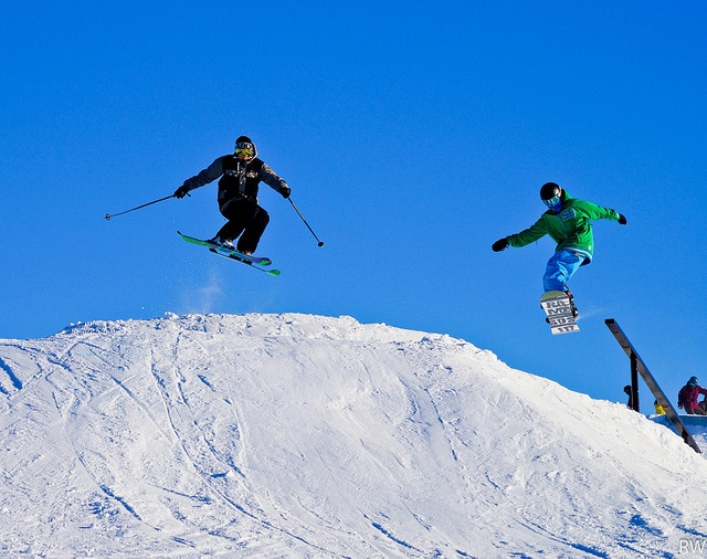 Springhill Winterpark by Valery_RW, via Flickr. Enjoy skiing and snowboarding at Springhill Winter Park, which is only 15 minutes from downtown Winnipeg, Manitoba.