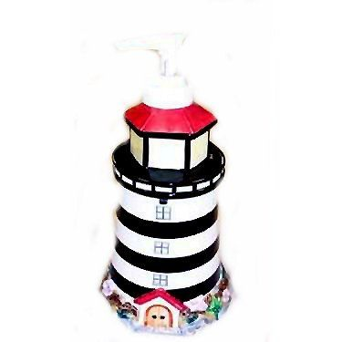 Amazing Lighthouse Kitchen Decor | ... DECORATIONS Lighthouse Paper Towel And  Napkin Holder Kitchen