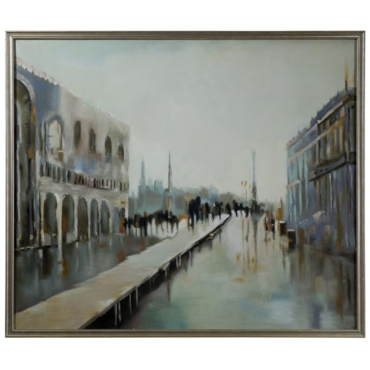 Theodore Alexander Impressions Of Venice Art
