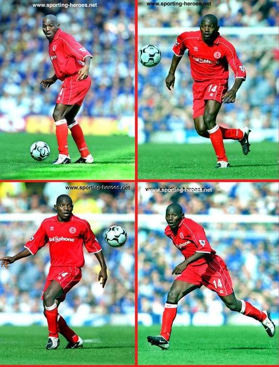 GEREMI Middlesbrough FC