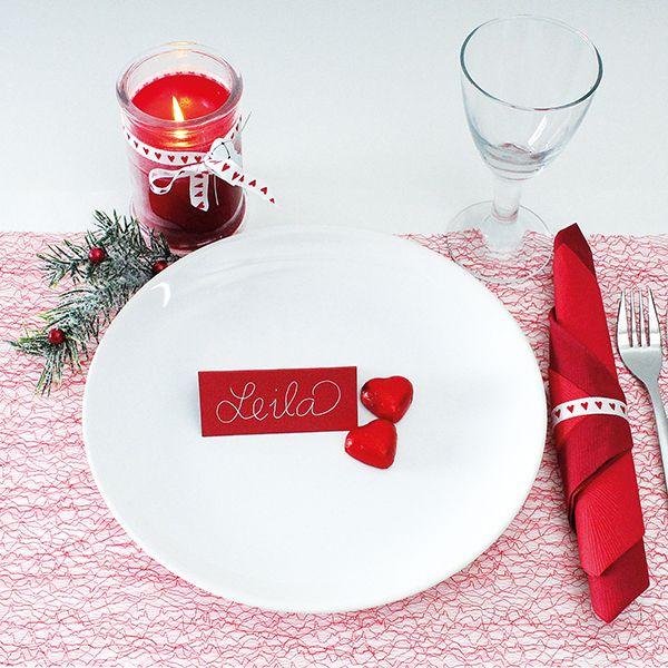 Perinteinen joulukattaus voi näyttää vaikka tältä! Tarvikkeet ja ideat Sinellistä!