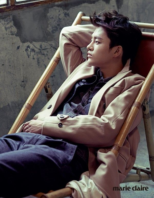 Seo In Guk for Marie Claire September issue
