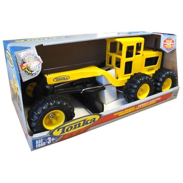 253 best images about kids tonka trucks on pinterest for Tonka mighty motorized cement mixer