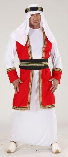 Disfraz de Príncipe Arabe adulto
