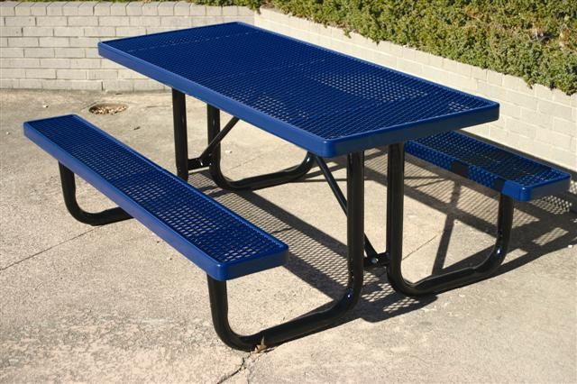 Good Marvelous Industrial Picnic Tables. VisionMasters Provides Our Customers  With Outdoor Commercial Park U0026 Playground Furniture