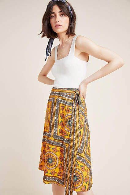 d286ee494e Farm Rio Suncatcher Skirt in 2019   Products   Farm rio, Skirts ...