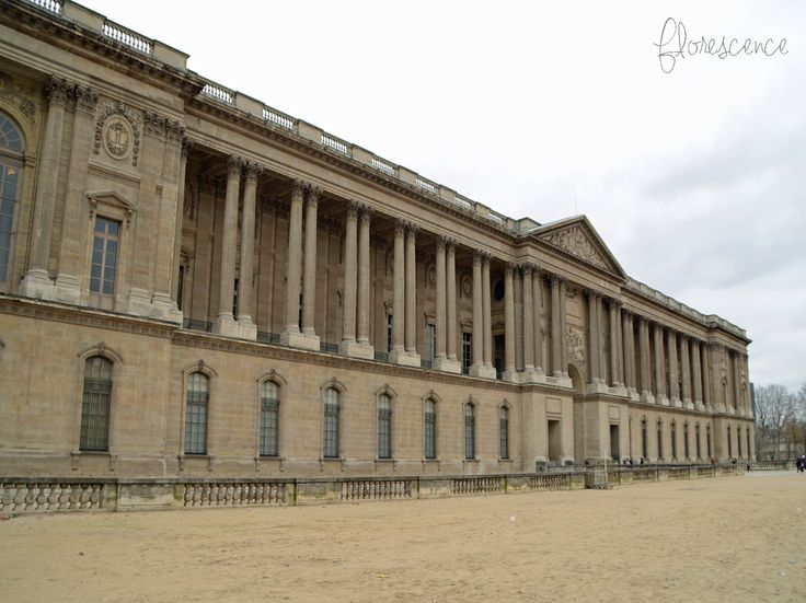 Claude Perrault's Colonnade is the easternmost façade of the Palais du Louvre in Paris. It has been celebrated as the foremost masterpiece of French Architectural Classicism since its construction, mostly between 1667 and 1670 (c) Floresence