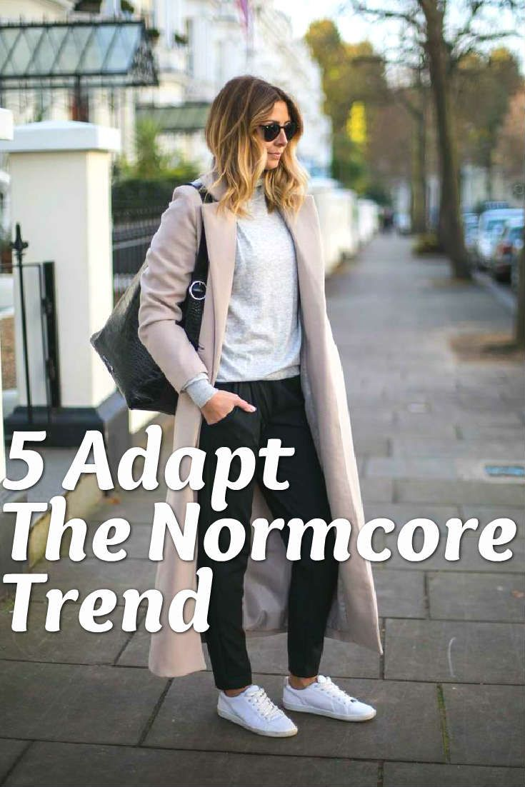 The normcore trend was one of the biggest styles from 2014; involving everything from Céline-inspired clothes, minimalist dressing, and even saw the return of Birkenstocks.