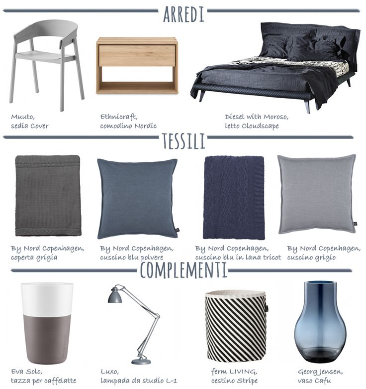 Shopping list for a bedroom | #moodboard #shoppinglist #shopping #bedroom