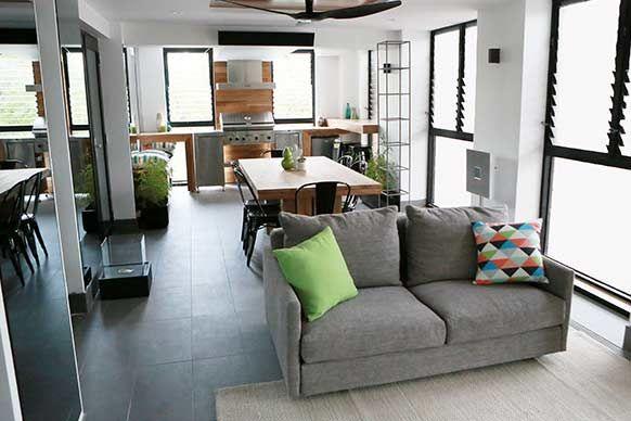 The Block Sky High: Room Reveal: Bec + George's terrace