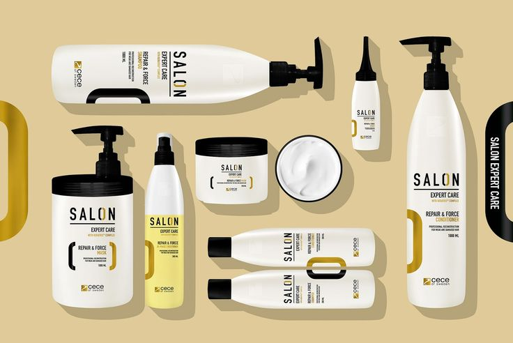 SALON on Packaging of the World - Creative Package Design Gallery