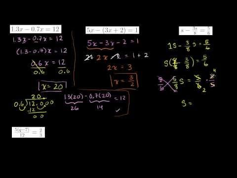 Kahn Academy - a different approach to teaching math.