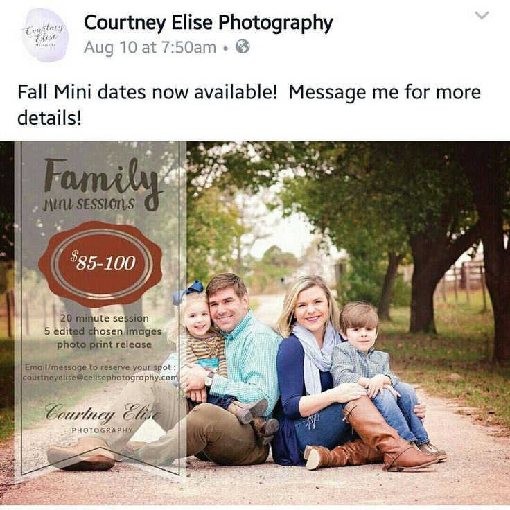 One of creation of our happy photographer who use our photography template. Thanks for sharing with us! Beautiful photography from Courtney Elise Photography