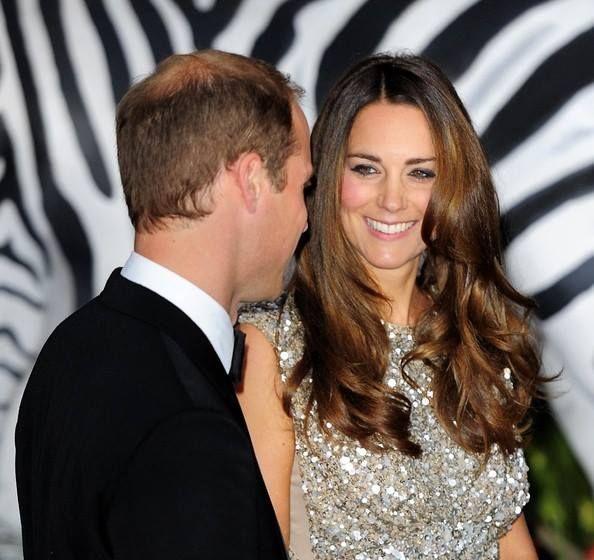 William & Kate September 12, 2013