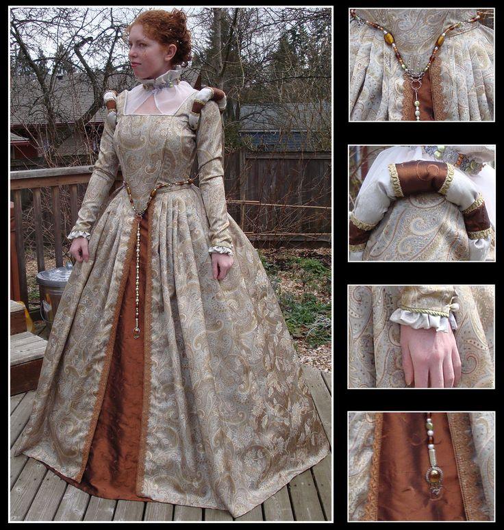 42 Best Renaissance Wedding Dress Images On Pinterest: 76 Best Images About RENAISSANCE PERIOD CLOTHING On