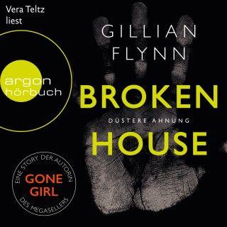 Gillian Flynn: Broken House - Düstere Ahnung  Die junge Nerdy bestreitet ihren Lebensunterhalt mit Wahrsagerei und sexuellen Dienstleistungen. Sie verdient nicht schlecht – meistens erzählt sie den Leuten genau das, was sie hören wollen. Bis Susan Burke sie um Hilfe bittet.