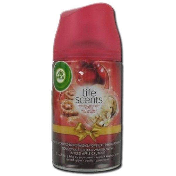 Airwick F Freshmatic Max spray 250ml Life Scents -Life Scents - Spiced Apple Crumble 5900627057560
