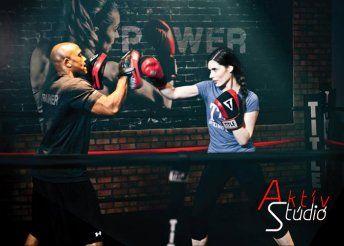 Legyél erősebb, szerezz jobb kondit, sajátítsd el a kick-box szuper technikáit az Aktív Stúdióban!