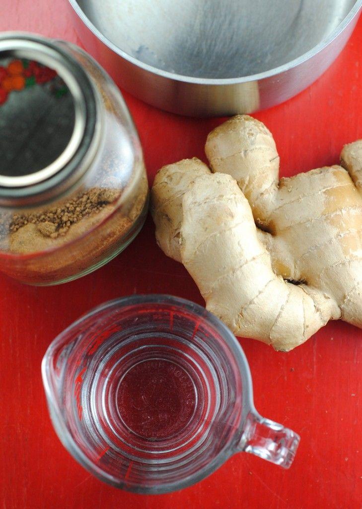 Coconut Ginger Soda - The Blenderist