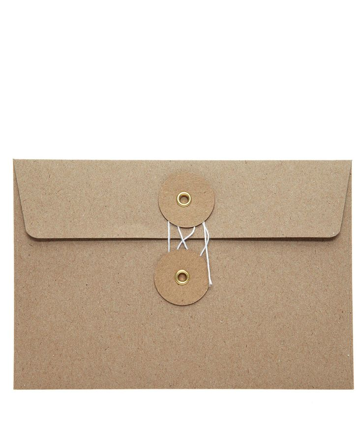 Eight Horizontal Envelopes | Envelopes by Stationery | Liberty.co.uk