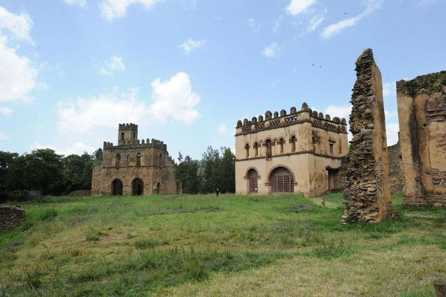 Yohannes Castle (Courtesy of boundlessethiopia.com) 3. Yohannes Castle, Ethiopia Located in Gondar, which once served as the capital of the Ethiopian Empire, Yohannes Castle was built in the 17th century for Emperor Yohannes I. It is said to be as great as the palace of King Solomon.