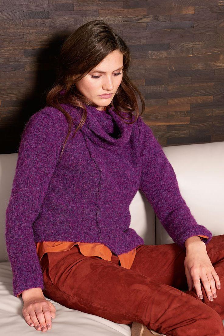 Lana Grossa PULLI Garzato Fleece - Design Special No. 4 - Modell 41   FILATI.cc WebShop
