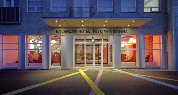 About Hotel Reykjavik Marina