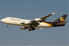 2010 ♦ September 3 – UPS Airlines Flight 6, a Boeing 747-400, crashes at a military base shortly after takeoff from Dubai International Airport, killing both of the two crew.