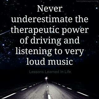 Drive and sing loud..works every time