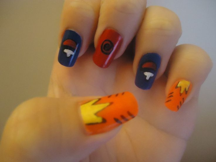 NARUTO NAILS - Căutare Google
