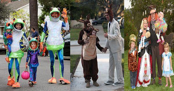 毎年10月31日に行われるイベント「ハロウィン」 日本でもハロウィンの日には仮装をして楽しむ人が増えています。 ハロウィンといえば、やっぱり仮装! 今年はどんな衣装にしようかな♡ 学校で、職場で子供同士、大人同士で楽しむことも多いですが、せっかくだから家族で楽しみたい!セレブたちも、家族でテーマを決めて仮装を楽しんでるみたいです☆ 出典:http://pagesay.com 1 出典:http://www.parentsociety.com 女優のジェシカ・アルバ、夫キャッシュ・ウォーレン、長女オナーは、アニメ『Mr.インクレディブル』のインクレディブル一家の仮装。 2 出典:http://hollywoodlife.com マライア・キャリー、元夫ニック・キャノンと双子たちもインクレディブル一家に! 3 出典:http://www.mstarz.com 俳優のニール・パトリック・ハリス一家は「バットマン」がテーマ! 4 出典:http://www.fashionnstyle.com モデルのアレッサンドラ・アンブロジオ一家は、デビル一家に変身! 5…