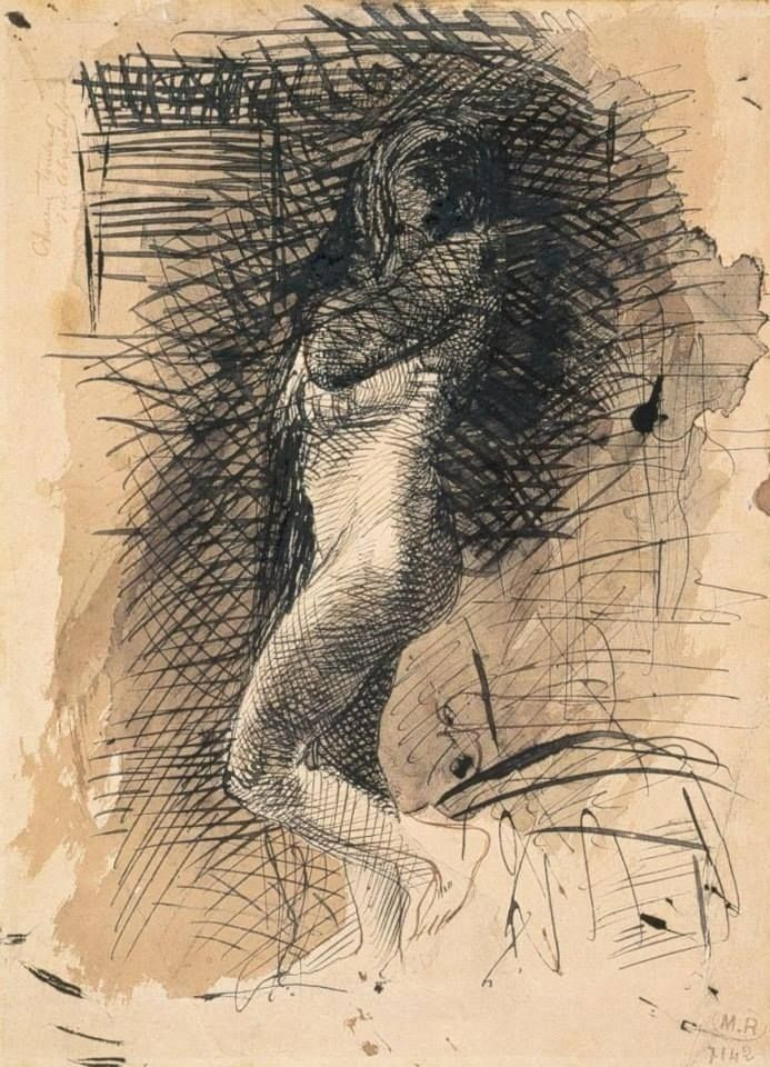 Auguste Rodin (. French  1840 -1917 )