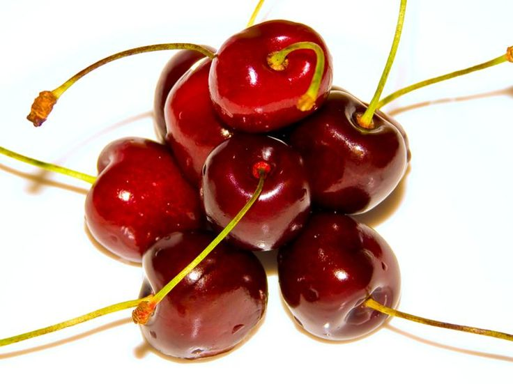 Set a plate with five cherries on it in front of every player. The object of the game is to be the first to eat all five cherries. Piece of Cake, Right?  Not so fast, they must do this with their hands behind their backs using only their mouths. Still Too Easy, You Say? Well your right, that's why you are going to completely cover the plate of cherries with whipped cream.  Winter substitute ideas?