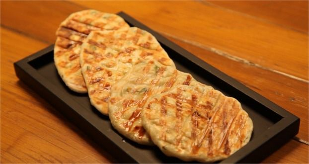 Recette - Flat bread   Notée 4.2/5