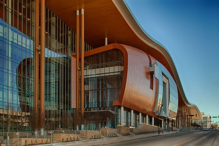 Music City Center. Nashville, Tennessee