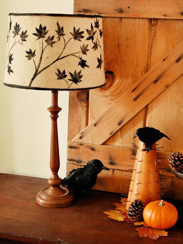 #Thanksgiving decorating tip:  seasonalize your existing decor.