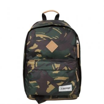 Eastpak Out of Office Rugzak into camo