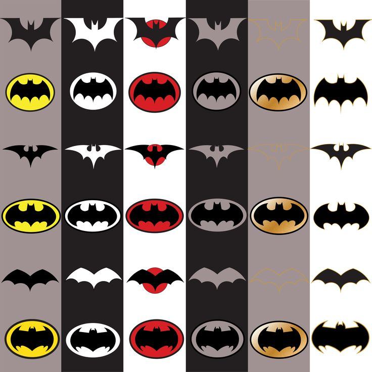 1000 Ideas About Batman Logo On Pinterest Dc