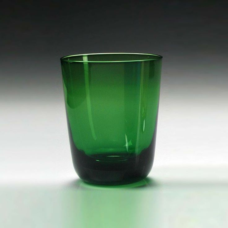Country Fanny Tumbler - Green from William Yeoward Crystal