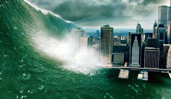 Futura devastação nos EUA, com Tsunamis
