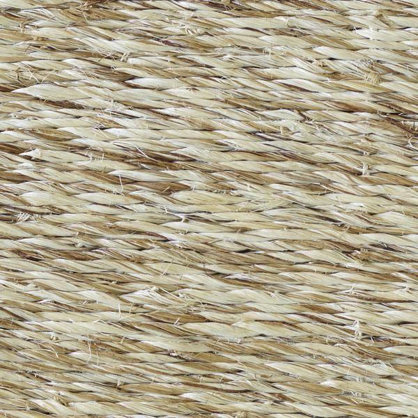 Reed Handwoven Abaca Rug In Sandalwood Colorway, By Merida